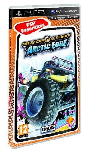 MotorStorm: Arctic Edge (PSP) (輸入版)