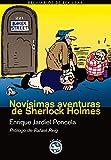 Novisimas Aventuras De Sherlock H (Breviarios)