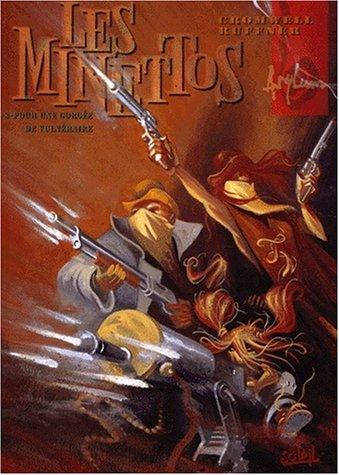 Les Minettos -Tome 3 : Pour une gorgée de vulnéraire