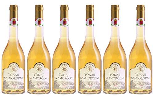 Pannon Tokajer Szamorodni 2013 Vino de Postre curado 6-er Paquete a granel