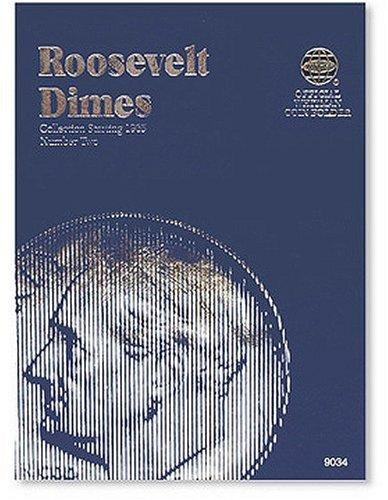 Roosevelt Dimes Folder 1965-2004 (Official Whitman Coin Folder)
