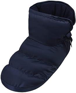 Chaussons Intérieur Thermique Pantoufles de Maison Bureau Chambre Super Doux Chausson Boots Bottes Hiver avec Doublure Pol...