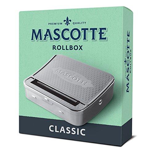 Mascotte - máquina para liar Tabaco, lata