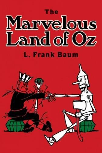 The Marvelous Land of Oz (Dover Children's Classics)