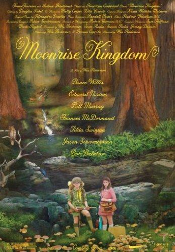 Moonrise Kingdom Poster 24x36