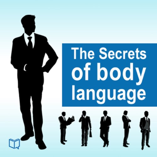 Secrets of Body Language audiobook cover art