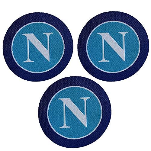 3 Pezzi Toppe Squadra di Calcio Cucire/Stirare su Emblema di Una Squadra di Calcio Applique Sportive Accessori Toppe Decorative per Jeans Giacca Abbigliamento Borsa Scarpe Cappellini (#14)