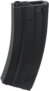 Lancer Tactical Metal M4/M16 300 Round Hi-Cap AEG Airsoft Magazine Clip (Black)