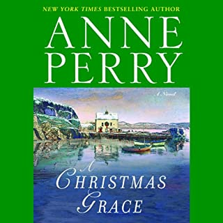 A Christmas Grace audiobook cover art