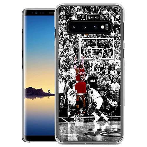 Compatibile con Samsung Galaxy S6 Cover,Trasparente Ultra Sottile in Morbido Silicone TPU Antiurto AntiGraffio Copertura del per Samsung Galaxy S6 (BNHG1400007)
