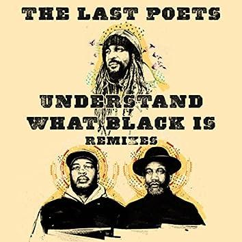 Understand What Black Is (Remixes)