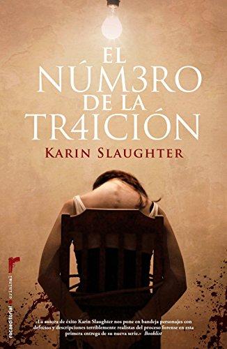 El número de la traición (Rocabolsillo Bestseller)