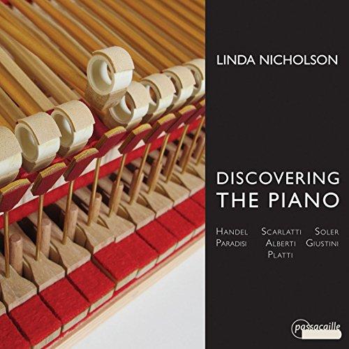 Discovering the piano: Linda Nicholson on a Cristofori piano