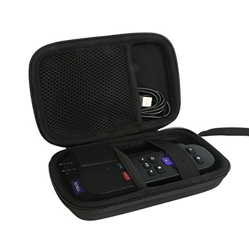Khanka Hard Travel Case Replacement for Roku Streaming Stick+ Streaming Media Player Categories