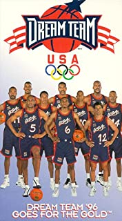 Dream Team 96 Goes for the Gold VHS
