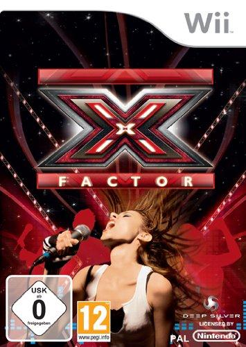 X Factor (Wii) [import allemand]