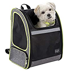 pet backpack fabric bag with good ventilation