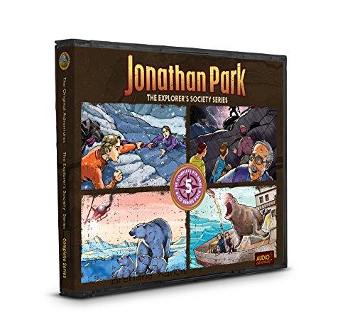 Jonathan Park: The Explorer's Society - Series 5