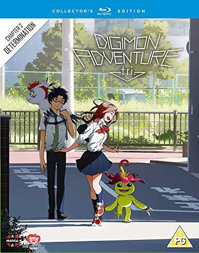 Digimon Adventure Tri The Movie Part 2 Collectors Edition [Edizione: Regno Unito]