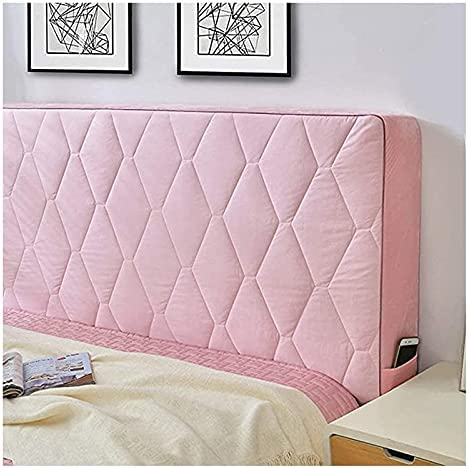 Same day shipping RTSFKFS Elastic Headboard Protection Ranking TOP7 Cover Thick Quilted Headboa