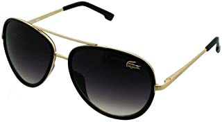 LACOSTE SUNGLASSES MODEL- L142/S Black & Golden