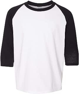 5.3 oz. 3/4-Raglan Sleeve T-Shirt (G570B)