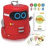 GILOBABY Interactive Robot Toys, STEM Educational Intelligent Smart Robotic Toy for Kids, Children