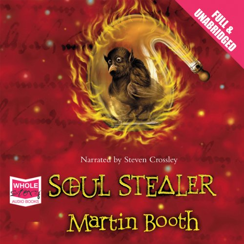 Soul Stealer audiobook cover art