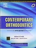 Contemporary Orthodontics, 5e - William R. Proffit DDS  PhD