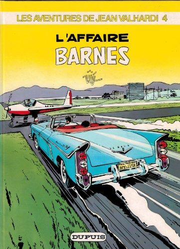 Valhardi, Tome 4 : L'AFFAIRE BARNES