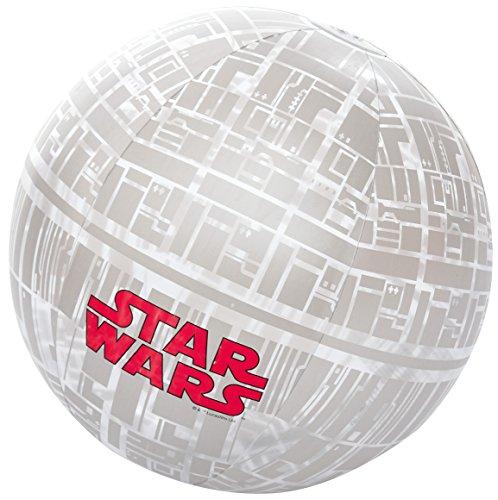 Bestway Star Wars Raumstation Wasserball, 61 cm