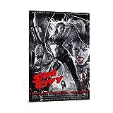 Sin City Filmposter, Leinwand-Kunst-Poster und