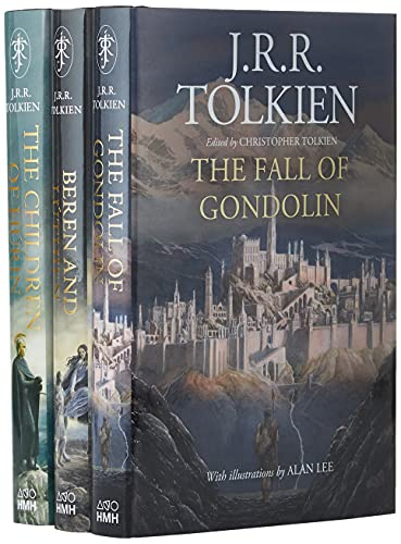 The Great Tales of Middle-earth:...