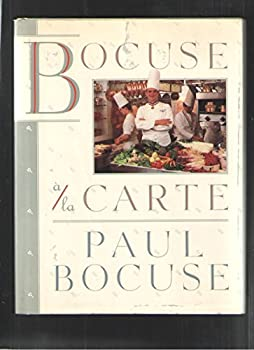 Bocuse a La Carte 0394562674 Book Cover