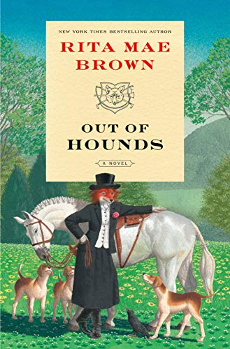 """Out of Hounds: A Novel (""""Sister"""" Jane Book 13) (English Edition)"""