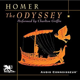 The Odyssey audiobook Part 1 (1.2) (Land of the Dead and Sirens)