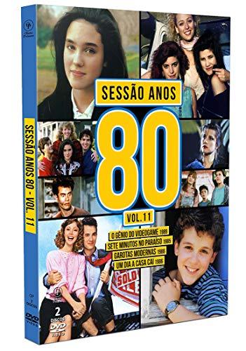 Sessão Anos 80 Vol.11 [Digipak com 2 DVD's]