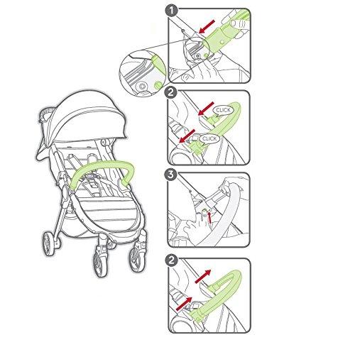 Baby Jogger BJ0168271200 City Tour Maniglione Sicurezza