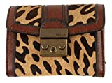 Fossil Vintage Re Issue II Flap Multifunction Cheetah