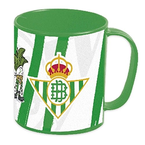 Productos Oficiales - Taza microondas real betis