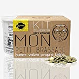 Mon Petit Brassage | Kit Brassage Bière | Weissbier | Bière artisanale pour brasser à la maison