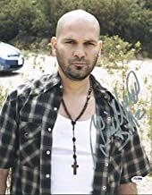 Autographed Guillermo Diaz Photo - Weeds 11x14#u72209 - PSA/DNA Certified - Autographed NBA Photos
