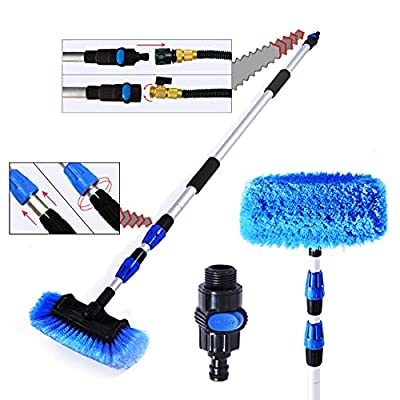 Amazon Promo Code for 12 Foot Car Wash BrushLong handle512FT Telescopic Flow 19102021042751