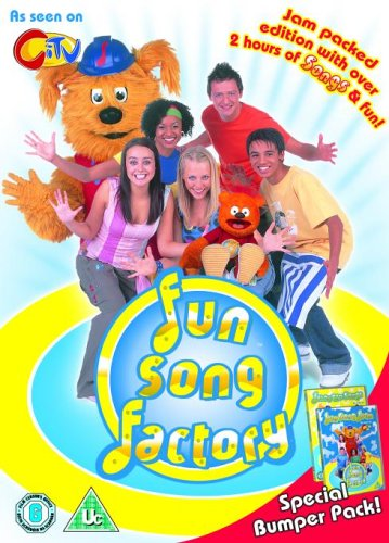 Fun Song Factory [2 DVDs] [UK Import]