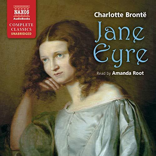 Couverture de Jane Eyre [Naxos Edition]
