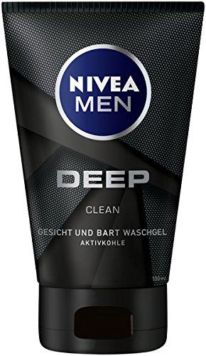 NIVEA MEN Waschgel im 4er Pack (4 x 100ml)
