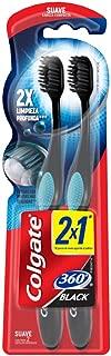 Cepillo Dental Colgate 360 Black