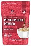 Psyllium Husk Powder, 1 lb. Soluble Fiber Powder, Psyllium Powder, Psyllium Husk Fiber, Psyllium Fiber Powder Unflavored, Ground Psyllium Husk Powder for Baking. Gluten Free, Keto, Vegan, Non-GMO.