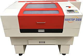 WaveTopSign 6040 Laser Engraving Machine Laser Power 60W 80W Working Size 600mm x 400mm (60W)