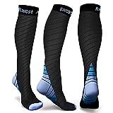 Rwest X Calcetines de compresión Medias de compresión para Hombres y...